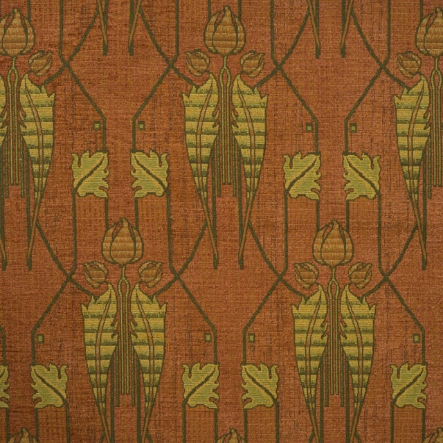 Shopdovetail Arts And Crafts Upholstery Fabric